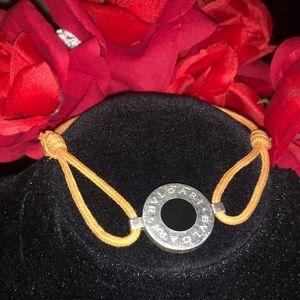 Bvlgari Bvlgari Ster. Silver Lucky Enamel Bracelet